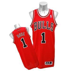 NBA ブルズ デリック・ローズ ユニフォーム ロード Adidas【セール】|selection-j
