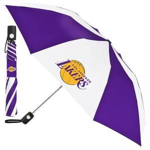 NBA レイカーズ 折り畳み傘 totes Umbrella Auto Folding selection-j