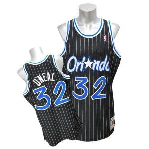 NBA マジック シャキール・オニール ユニフォーム 1994-1995/ロード ミッチェル&ネス Throwback Authentic ユニフォーム【1902NBAセール】|selection-j