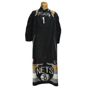 NBA ネッツ ブランケット ノースウェスト/Northwest Adult Comfy Throw 48 x 71 selection-j
