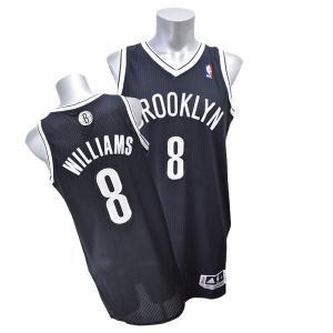 NBA ネッツ デロン・ウィリアムス ユニフォーム ロード Adidas【セール】|selection-j