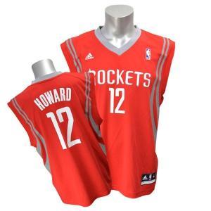 NBA ロケッツ ドワイト・ハワード ユニフォーム ロード Adidas  特別セール 特別セール 特別セール|selection-j