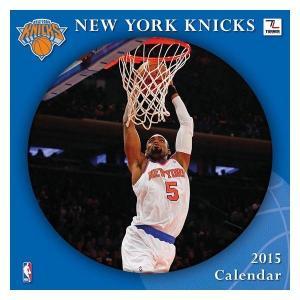 NBA ニックス カレンダー JFターナー/JF Turner NBA 2015 12×12 TEAM WALL カレンダー selection-j