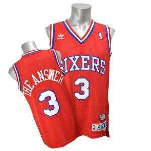 NBA 76ers アレン・アイバーソン ユニフォーム ロード 02-03 Adidas|selection-j