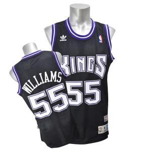 NBA キングス ジェイソン・ウィリアムス ユニフォーム ロード アディダス Soul Swingman ユニフォーム【セール】|selection-j