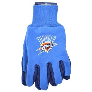 NBA サンダー 手袋 ブルー マッカーサー/McArthur Sports Utility グローブ selection-j