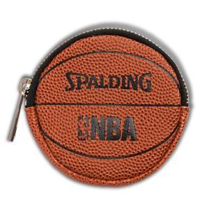 NBA ボールコインケース SPALDING selection-j