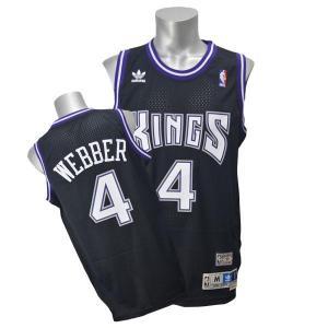 NBA キングス クリス・ウェバー ユニフォーム ロード アディダス Soul Swingman ユニフォーム【セール】|selection-j