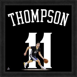 NBA ウォリアーズ クレイ・トンプソン フォトフレーム フォト ファイル/Photo File UNIFRAME 20 x 20 Framed Photographic selection-j