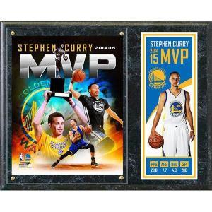 NBA ウォリアーズ ステファン・カリー ステフィン・カリー フォトフレーム フォト ファイル/Photo File Photo Plaque 15×12 selection-j