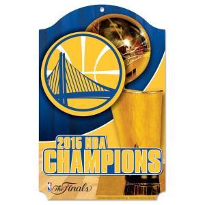 NBA ウォリアーズ ボード ウィンクラフト/WinCraft (11x17 Wood Sign) selection-j