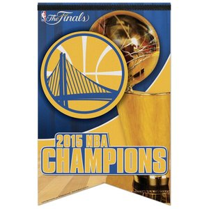 NBA ウォリアーズ ペナント ウィンクラフト/WinCraft (17x26 Premium Quality Banner) selection-j