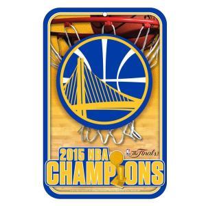 NBA ウォリアーズ ボード ウィンクラフト/WinCraft (11x17 Sign) selection-j