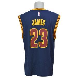 【セール】NBA キャバリアーズ レブロン・ジェイムス ユニフォーム Revolution Replica ユニフォーム Adidas【1707NBA】|selection-j