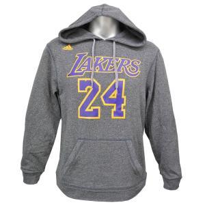 NBA レイカーズ コービー・ブライアント ネーム & ナンバー アルティメット パーカー アディダス/Adidas selection-j