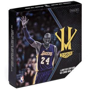 お取り寄せ NBA レイカーズ コービー・ブライアント 2015-16 キャリア アンソロジー コンプリート 42 カードセット パニーニ/Panini|selection-j
