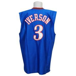NBA 76ers アレン・アイバーソン オーセンティック ユニホーム チャンピオン/Champion|selection-j