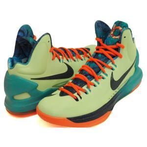 ナイキ / Nike KD 5 オールスター KD V-AS グリーン レアモデル バッシュ レアアイテム【1811FOOTセール】【1909プレミア】|selection-j