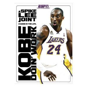 NBA レイカーズ コービー・ブライアント DVD コービー ドゥイン ワーク MVP リミテッド エディション イーエスピーエヌ/ESPN レアアイテム|selection-j