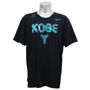 ナイキ コービー/NIKE KOBE パターン Dri-Fit Tシャツ ブラック レアアイテム|selection-j