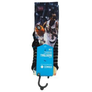 NBA 76ers アレン・アイバーソン ANSWER ソックス スタンス/STANCE|selection-j