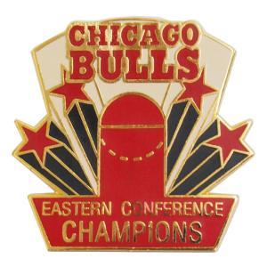 NBA ブルズ 1996 イースタンカンファレンス チャンピオン記念ピンバッジ インプリンテッド プロダクツ/IMPRINTED PRODUCTS selection-j