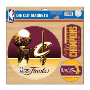 NBA キャバリアーズ 2016 ファイナル優勝記念 マグネット ウィンクラフト/WinCraft|selection-j