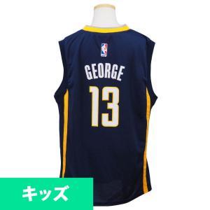 NBA ペイサーズ ポール・ジョージ ユース レボリューション 30 レプリカ ユニフォーム アディダス/Adidas ロード 特別セール 特別セール 特別セール 特別セール|selection-j
