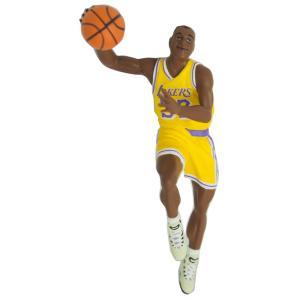 NBA レイカーズ マジック・ジョンソン クリスマスオーナメント Hallmark レアアイテム selection-j