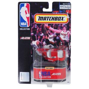 NBA トレイルブレイザーズ トイカー コレクション 1/64 スケール Match Box Collectibles レアアイテム|selection-j