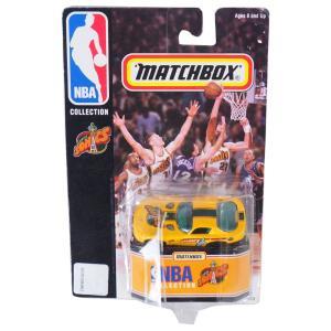 NBA スーパーソニックス トイカー コレクション 1/64 スケール Match Box Collectibles レアアイテム|selection-j