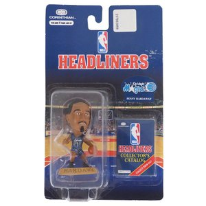 NBA マジック アンファニー・ハーダウェイ ヘッドライナーズ 1996 エディション NIB フィギュア コリンシアン/Corinthian ロード レアアイテム|selection-j