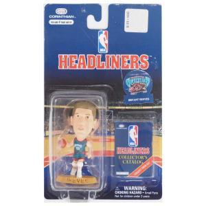 NBA グリズリーズ ブライアント・リーヴス ヘッドライナーズ 1996 エディション NIB フィギュア コリンシアン/Corinthian ロード レアアイテム|selection-j
