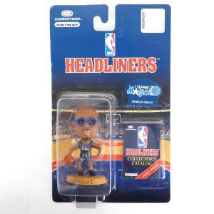 NBA マジック ホーレス・グラント ヘッドライナーズ 1996 エディション NIB コリンシアン/Corinthian ロード レアアイテム|selection-j