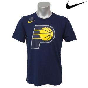 NBA Nike/ナイキ  ペイサーズ ロゴ ショートスリーブ Tシャツ カレッジネイビー|selection-j