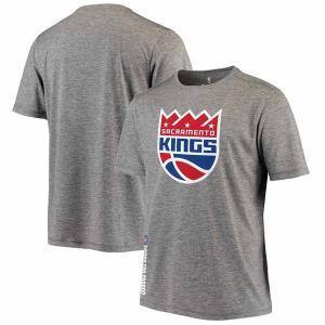 お取り寄せ NBA キングス Hoops For Troops メイド トゥ ムーブ Tシャツ ヘザーグレー|selection-j
