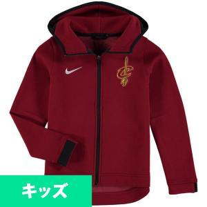 NBA キャバリアーズ キッズ ショータイム フルジップ ジャケット ナイキ/Nike 3Z2B711AA|selection-j