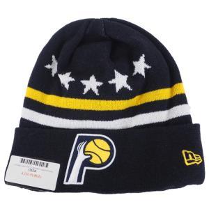 NBA ペイサーズ ファイブ スター ニットキャップ/ニット帽 ニューエラ/New Era|selection-j