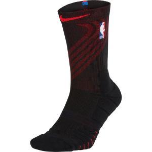 お取り寄せ NBA トレイルブレイザーズ シティ・エディション エリート クイック クルーソックス/靴下 ナイキ/Nike ブラック|selection-j