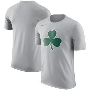 お取り寄せ NBA セルティックス シティ・エディション エッセンシャル パフォーマンス Tシャツ ナイキ/Nike シルバー selection-j