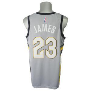 NBA キャバリアーズ レブロン・ジェイムス シティ・エディション スウィングマン ユニフォーム/ジャージ ナイキ/Nike 912087-007|selection-j