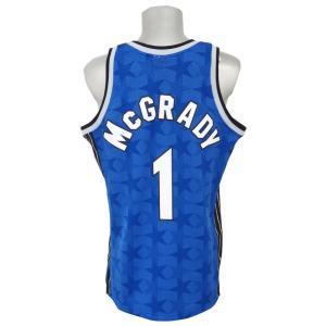 NBA マジック トレイシー・マグレディ ハードウッド クラシック スウィングマン ユニフォーム/ジャージ ミッチェル&ネス/Mitchell & Ness ロード selection-j