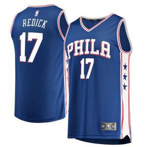 NBA 76ers JJ・レディック レプリカ ユニフォーム/ジャージ ファスト ブレイク ロイヤル|selection-j