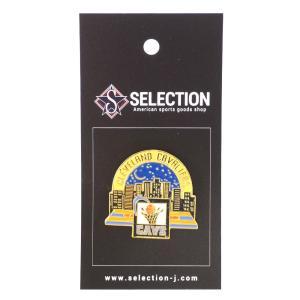 NBA キャバリアーズ ピンバッジ/ピンズ ナイト ダウンタウン スカイライン レアアイテム|selection-j