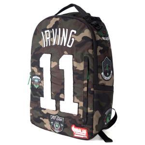 NBA セルティックス カイリー・アービング バックパック/リュック スプレーグラウンド selection-j