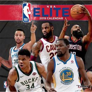 ご予約 NBA 2019 オールスター プレイヤー カレンダー ターナー/Turner|selection-j