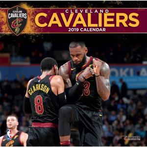 ご予約 NBA キャバリアーズ 2019 チーム カレンダー ターナー/Turner|selection-j