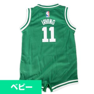 NBA セルティックス カイリー・アービング ユニフォーム/ジャージ ロンパース ベビー レプリカ ワンジー ナイキ/Nike 4Z2I1BZ0P|selection-j