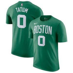 NBA セルティックス ジェイソン・テイタム Tシャツ ネーム&ナンバー パフォーマンス ナイキ/Nike グリーン 870760-318 selection-j