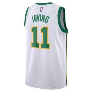 NBA セルティックス カイリー・アービング ユニフォーム/ジャージ スウィングマン シティ・エディション ナイキ/Nike AJ4596-101 selection-j